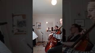 Duo Kaasinen & Viitasaari plays Mia and Sebastian's Theme by Hurwitz