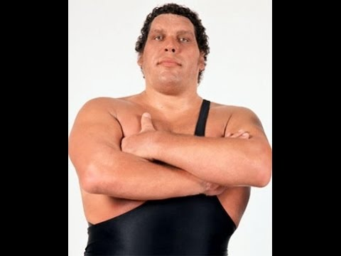 PMN Presents The Life Of: Andre the Giant