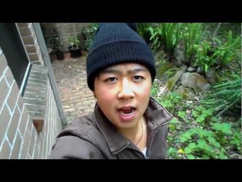 Asian dad shows off his garden - dadvlog #70