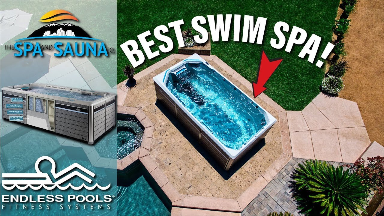 Why Endless Pools are the Best Swim Spas