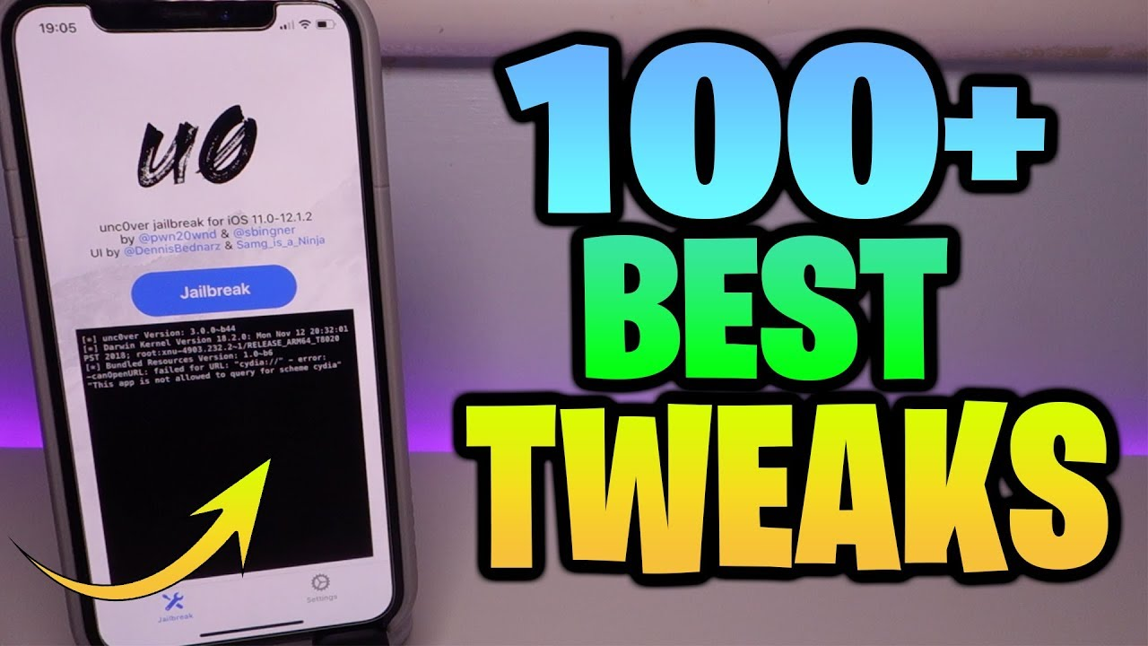Top 100 Must Have Jailbreak Tweaks For New Ios 13 5 Unc0ver Jailbreak