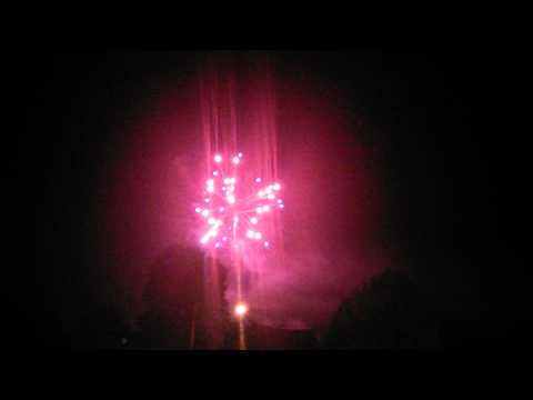 Loudonville Ohio 2015 July 4th Fireworks