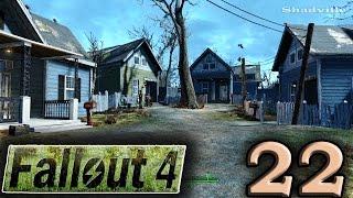 Fallout 4 PS4 Прохождение 22 Альянс
