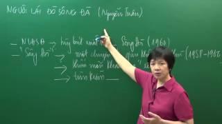Phân tích người lái đò sông đà (P1) - PEN C - Cô Trịnh Thu Tuyết