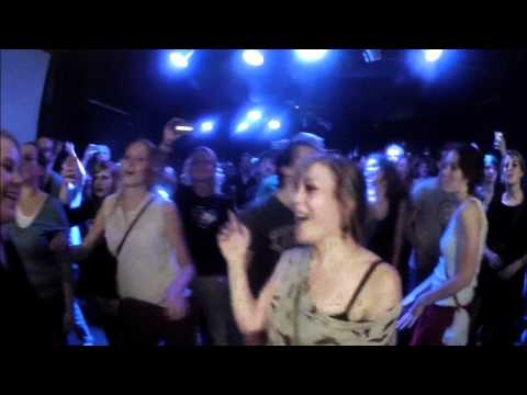 The Babysitters Circus - Everythings Gonna Be Alright (Nederlands Tour Video)