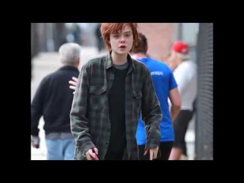 Elle Fanning Unrecognizable Teenager in About Ray