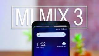 ORIGINAL et sans réel compromis ! TEST XIAOMI MI MIX 3