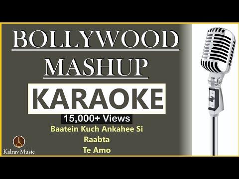 Baatein kuch ankahee si - medley karaoke with lyrics