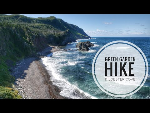 MOST EPIC VIEWS IN NEWFOUNDLAND! - Gros Morne National Park (Green Gardens Trail) (163)