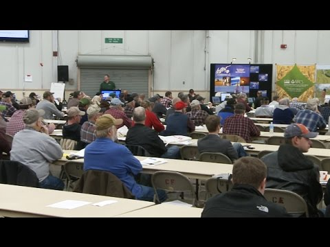 Fremont Corn Expo - Nathan Mueller - January 1, 2016