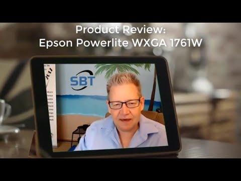 Review: Epson Powerlite WXGA 1761W