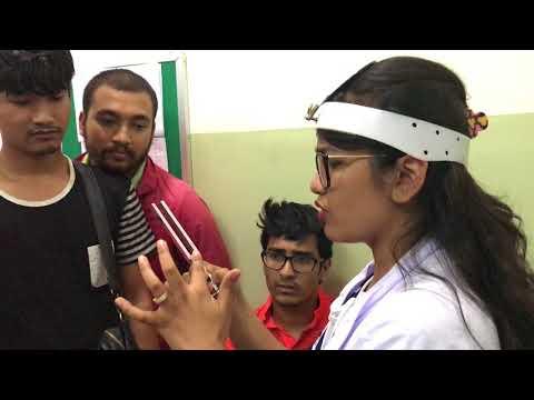Ear Nose Throat Examination and lymph node Examination full video