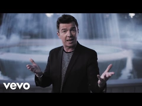 Rick Astley - Dance (Official Video)
