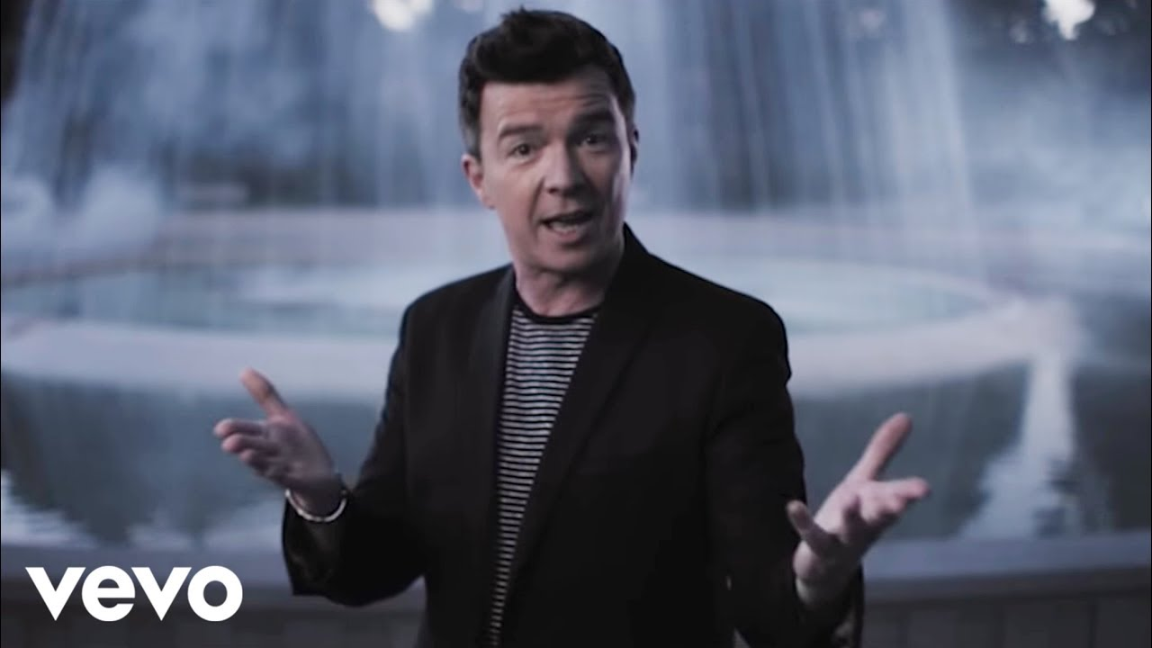Rick Astley - Dance (Official Video) - YouTube