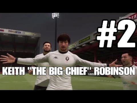 """FIFA 21 My Player Career Mode 