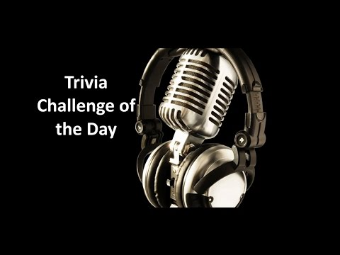 Trivia Challenge    Guess the Artist