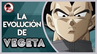 Dragon Ball Super: Historia y Evolución de VEGETA