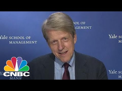 Professor Robert Shiller Talks Market Psychology, Bitcoin And More (Full) | CNBC