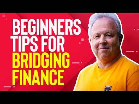 Bridging Finance Explained: Beginners' Guide
