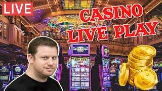 $4,000 Live Casino Sl๐ts - Let's Break The Bank in Blackhawk!