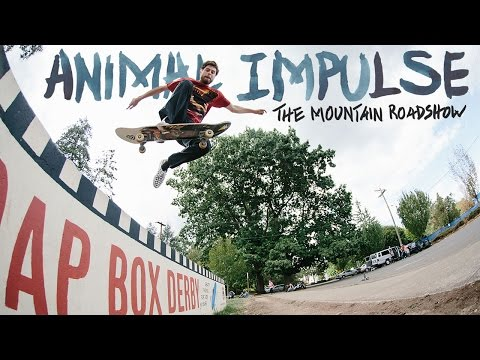 "The Mountain Roadshow's ""Animal Impulse"" Video"