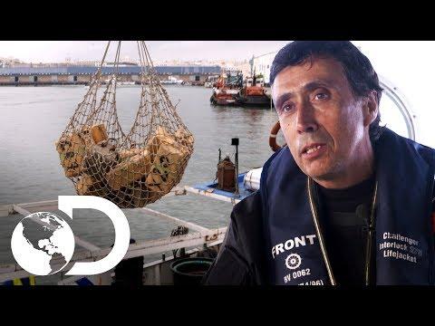 Tráfico de drogas no mar | Controle de Fronteiras | Discovery Brasil