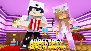 RAVEN AND LITTLE KELLY HAVE A SECRET SLEEPOVER! Minecraft (Custom Roleplay)(RAVEN AND LITTLE KELLY HAVE A SECRET SLEEPOVER! Minecraft (Custom Roleplay) ♥♥The Kelly & Carly Channel : http://bit.ly/KandCVlog ♥♥ Follow me ..., 2017-03-02T22:00:00.000Z)
