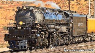 BIG BOY 4014 Steam Engine (October 2019)