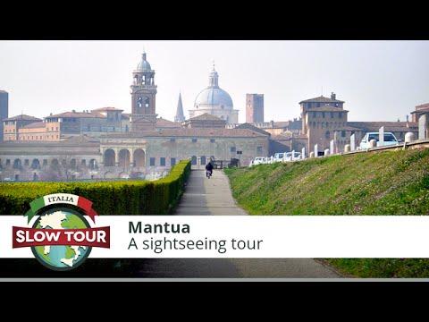 Mantua: a sightseeing tour from a balloon | Italia Slow Tour |