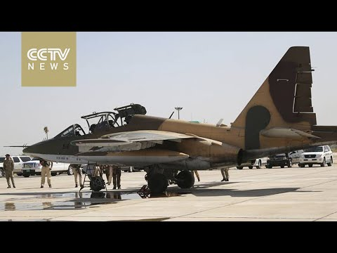 Iraq opens airspace to Russian aircraft attacking targets in Syria