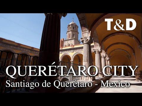 Querétaro City - Mexico Tourism Video Guide - Travel & Discover