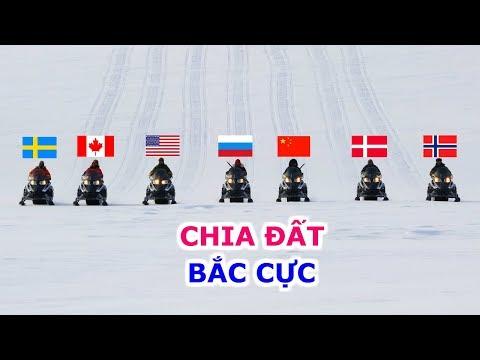 Cuộc Chiến Tranh Giành Bắc Cực