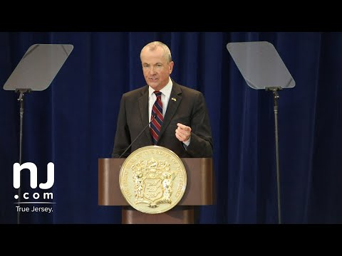 Gov.Murphy speaks on his  100th day in office