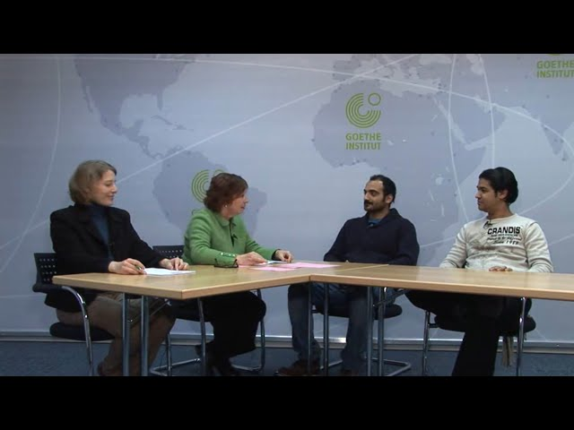 Goethe Zertifikat A2 Start Deutsch 2 Mündlicher Teil Sprechen A2