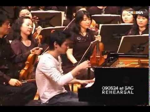 임동혁 2009 벳부 아르헤리치 페스티벌 리허설  (Dong Hyek Lim, Argerich Festival Rehearsal)