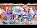 Hatchimals Pikmi Pops Moj Moj Hairdorables Surprise Toys for Girls Eggs Blind Bags Kinder Playtime