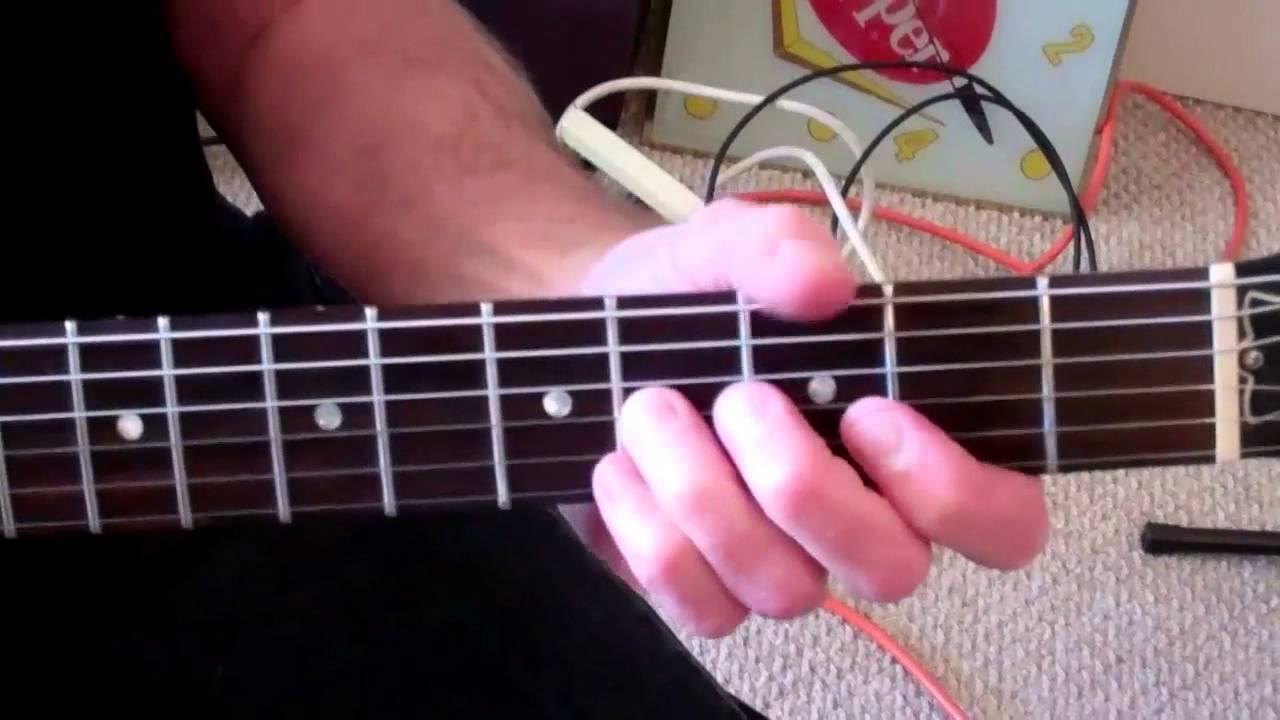 A D And E Chords Plus Guitar Boogie 12 Bar Blues Chord Progression