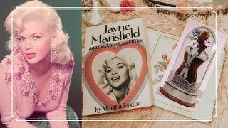 Jayne Mansfield's Vintage Perfume Collection