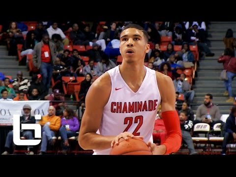 Duke Commit Jayson Tatum Scores 40 Points at Chicago Elite Classic!
