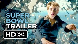 Insurgent Official Super Bowl Trailer (2015) - Divergent Series Movie HD