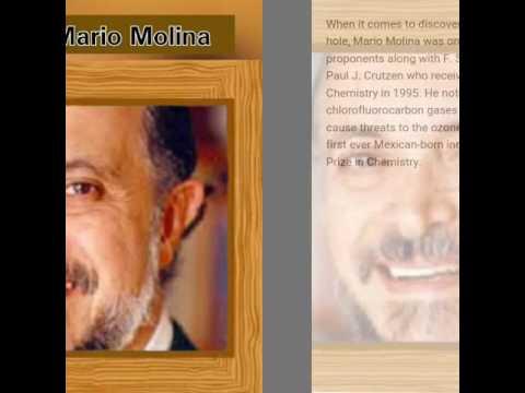 Biography Mario Molina