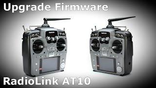 Upgrade Firmware Radiolink AT10