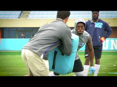 UNC Football: 2018 Pro Day Recap