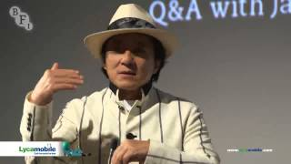 Lycamobile UK - Jackie Chan Questions & Answers with Jonathan Ross