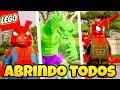 LEGO Marvel Super Heroes 2 - ABRINDO TODOS OS PERSONAGENS QUE TEMOS ATÉ AGORA