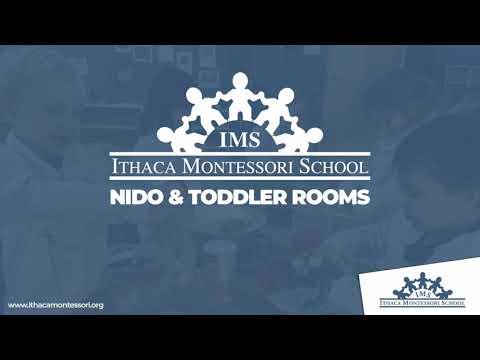 Ithaca Montessori School Tour Summer 2020