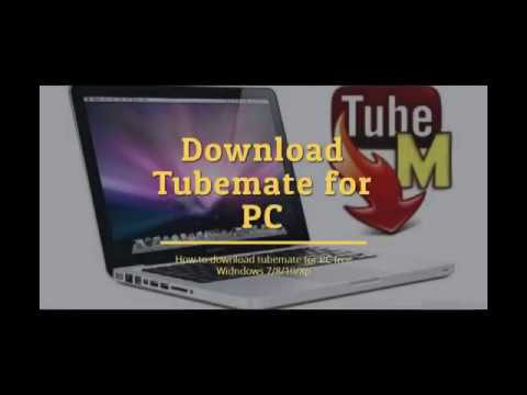 telecharger tubemate pour pc windows 8 gratuit