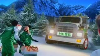 hess toy truck special delivery commercial