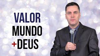 Lidando com os Valores do Mundo Sem Perder os Valores de Deus - Pr. Leandro Lima