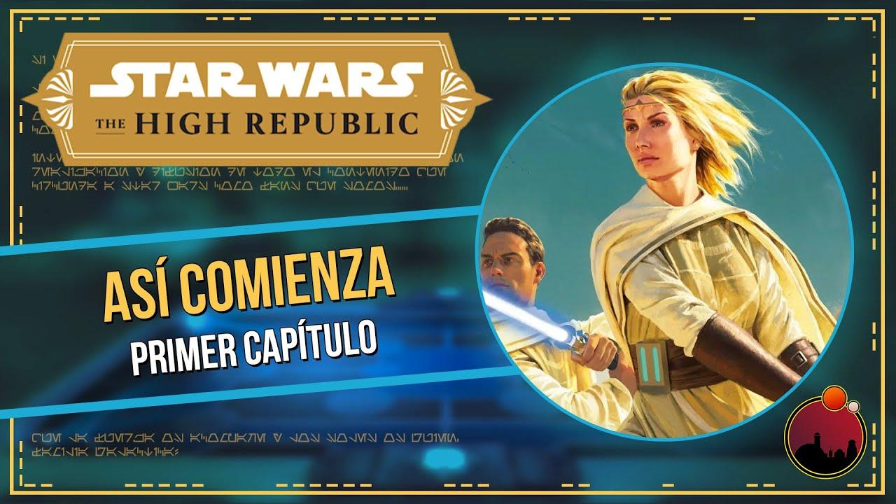 ASÍ EMPIEZA la HISTORIA de la ALTA REPÚBLICA de STAR WARS | Los Soles de Tatooine